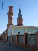 Соборная мечеть. 2009 год