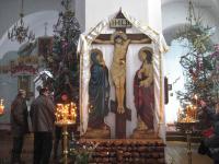 Храм Покрова Пресвятой Богородицы (бывший женский монастырь)