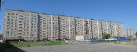 Панорамные снимки города Орска. 2009 год