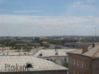 Вид Орска с высоких точек. 2009 год