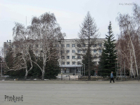 Посёлок Вокзальный. 2009 год