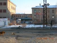 Орская швейная фабрика. 2006 года
