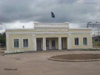 Орский вагонный завод. 2009 год