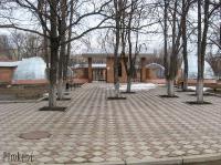 Парк Железнодорожников. 2009 год