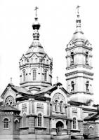 Николаевская церковь (ныне Спасо-Преображенская) 1914–1915 гг.