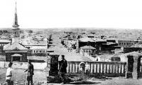 Мечеть у горы Преображенской. 1910 г.