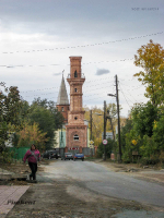 Орджоникидзе улица. 2009 год