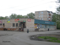Щорса улица. 2009 год