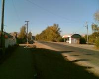 Огородная улица. 2005 год