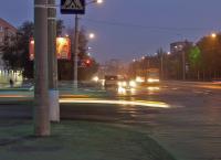 Ленина проспект. 2007 год.