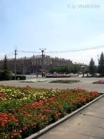Комсомольская площадь