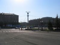 Комсомольская площадь. 2005 год
