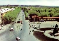 Шевченко площадь