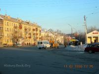 Шевченко площадь. 2006 год