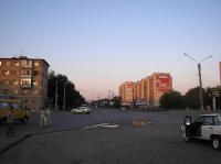 Васнецова площадь. 2005 год