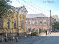 Толстого Льва улица. 2009 год