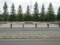 Мемориал Славы. Август 2005 года