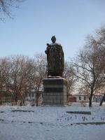 Памятник Богдану Хмельницкому. 2000-2010 год
