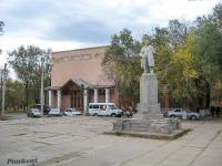 Памятник В.И. Ленину на улице Советской. 2009 год