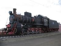 Памятник труженикам Орского железнодорожного узла ЮУЖД