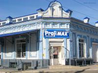 Магазин купца 2-ой гильдии И.В. Смирнова (ул. Пионерская, 7/ул. Льва Толстого, 27). 2009 год