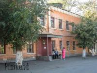 Здание бани № 1 (ул. Льва Толстого, 22). 2009 год