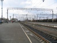 Здание вокзала станции Орск