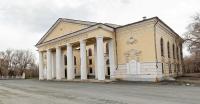 Здание Дома культуры металлургов