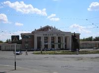 Здание Дома культуры машиностроителей. 2005 год