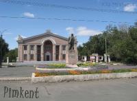 Здание Дома культуры строителей. 2009 год