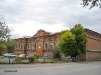 Здание Высшего начального городского мужского училища 2009 год