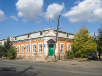 Здание вольной аптеки провизора А.Я. Тицнера (ул. Карла Маркса, 7). 2009 год