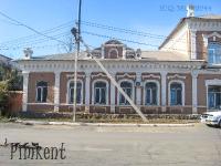 Дом купца 2-ой гильдии И.А. Куликова (ул. Куйбышева, 3-5). 2009 год