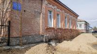 Дом купца 2-ой гильдии Г.Л. Нидеккера (ул. Шевченко, 34/ул. Пионерская, 14). 2021 год