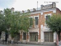 Дом купца 2-ой гильдии В.М. Литвака (ул. Советская, 80-82). 2009 год
