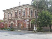 Дом купца 2-ой гильдии М.П. Литвака (ул. Карла Маркса, 4/ул. Степана Разина, 88). 2000-2010 год
