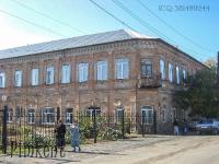 Жилой и торговый дом купцов 2-ой гильдии Е.П. и М.Е. Смирновых (ул. Льва Толстого, 24). 2009 год