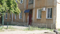 Жилой дом трехэтажный (ул. Льва Толстого, 13/ул. Поля Лафарга, 53)