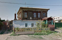 Жилой дом И.И. Лобаря (ул. Свердлова, 8). 2009 год