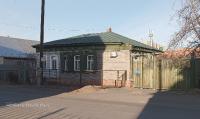 Жилой дом мещанина М. Лау (ул. Льва Толстого, 19)