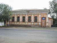 Памятное место размещения уездного комитета комсомола (ул. Карла Маркса, 14). 2000-2010 год