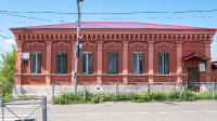 Памятное место размещения уездного комитета комсомола (ул. Карла Маркса, 14)
