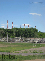 Стадион «Авангард». 2009 год