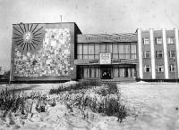Дом пионеров. Февраль 1985 г.