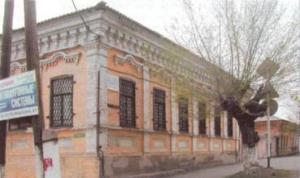 Дом где работал Муса Джалиль
