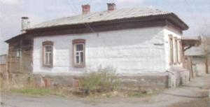 Дом где жил Муса Джалиль