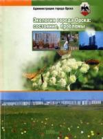 Экология города Орска: состояние, проблемы.